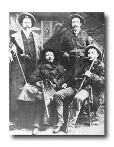 a biography of william h bonney the most famous outlaws in american history Billy the kid (also known by a number of aliases, most famously william h bonney) was an outlaw on the american frontier, notable for his role in the lincoln county war of 1878 wild west .