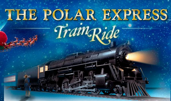 About polar express train ride on pinterest polar express train