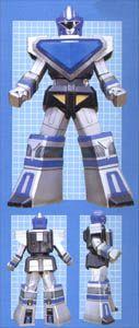 •Super Zeo - Power Rangers Zeo