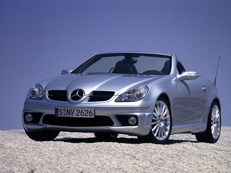 Mercedes Slk class
