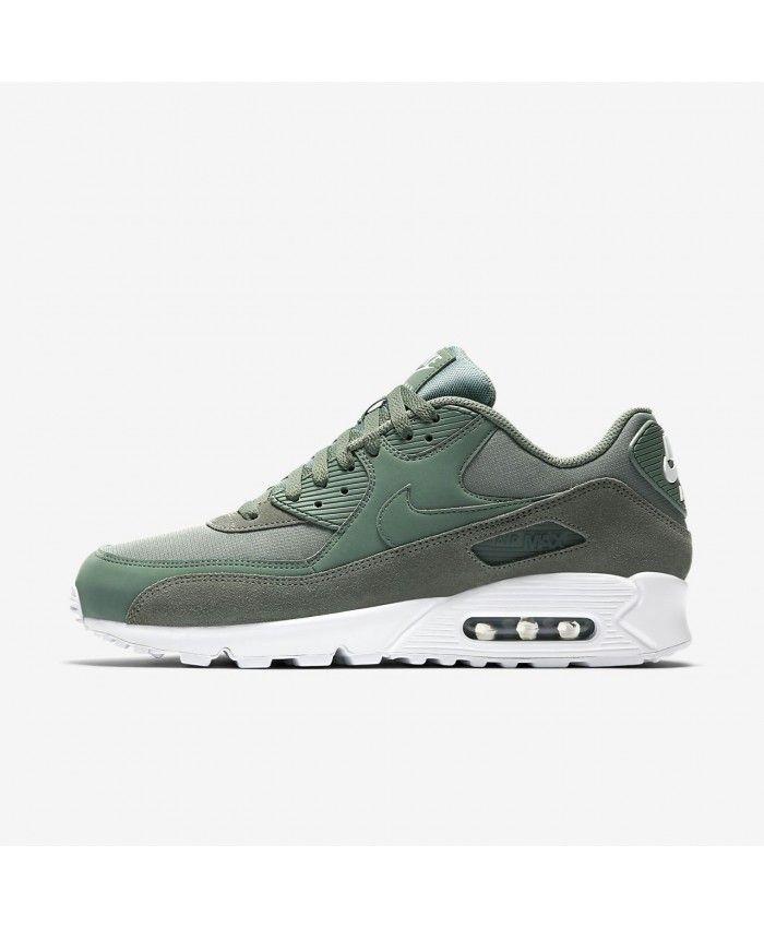 reputable site 68d01 5e9a6 Nike Air Max 90 Essential Clay Green White Clay Green AJ1285 ...