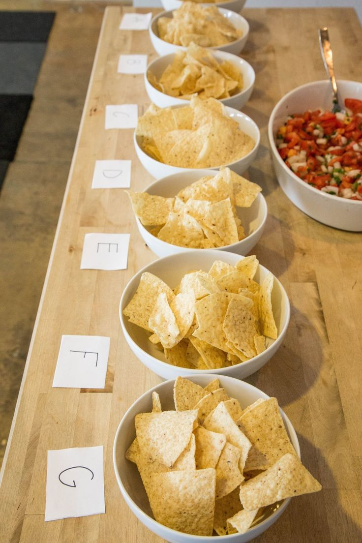 The White Corn Tortilla Chip Taste Test: We Tried 7 Brands and Ranked Them