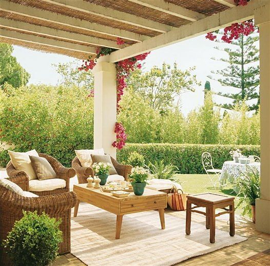 166 Best Images About Pergolas And Roofs On Pinterest