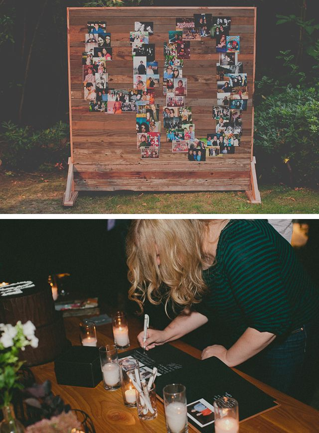 a chic 40th bash- i want this...WHEN the time comes