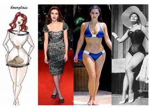 Kum Saati Vücut: Bu vücut tipine sahip kadınlar şanslılar çünkü geniş omuzlar ince bir bel ve omuz genişliğinde kalçalar oldukça orantılı ve seksi bir görünüm sağlıyor. Elizabeth Taylor, Marilyn Monroe, Beyonce gibi ünlüler bu vücut tipindeki kadınlar.  Bel kısmınız ince olduğundan bele vurgu yapan üstler giyebilirsiniz. Daha ince ve kıvrımlı hatlarınızı vurgular. >>>> http://iyi21.com/saglik-yasam/vucut-tipine-gore-giyin/