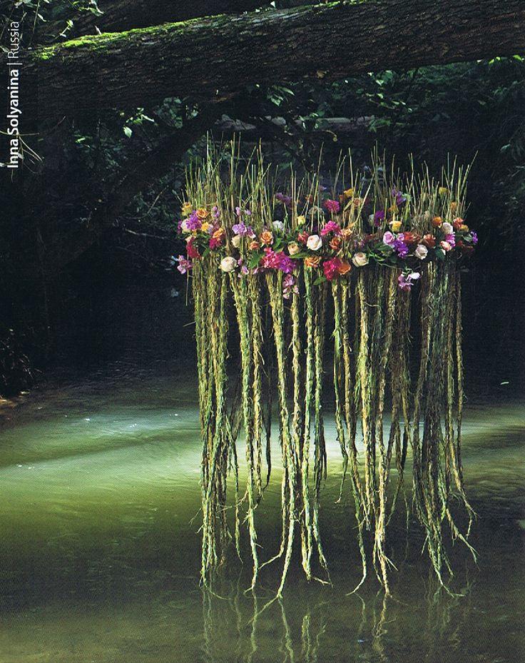 Art Design International : Best images about floral art structures design