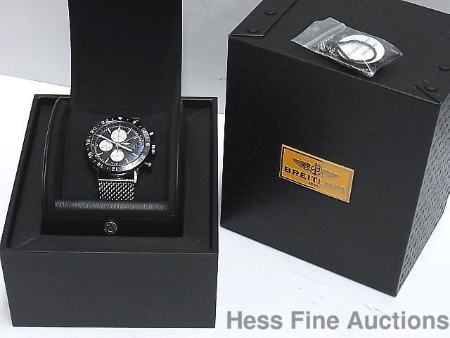 Genuine Mint Breitling Chronograph Y24310 Chronoliner Watch Box Papers Tags & Best 25+ Breitling chronograph ideas on Pinterest | Breitling ... Aboutintivar.Com
