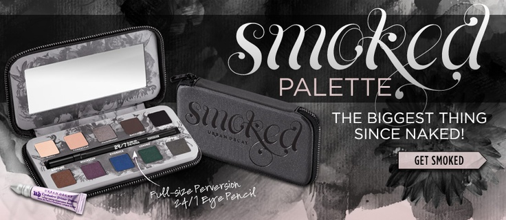 Get Baked (not burnt.) urban decay palettes are the best eyeshadows.  The new formula is amazing