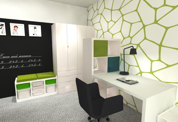 Kids room by emk Design at Coroflot.com