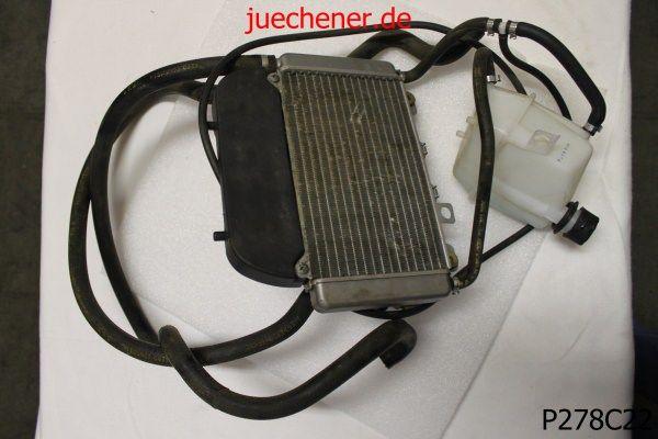 Piaggio X9 125 Kühler Kühlkreislauf