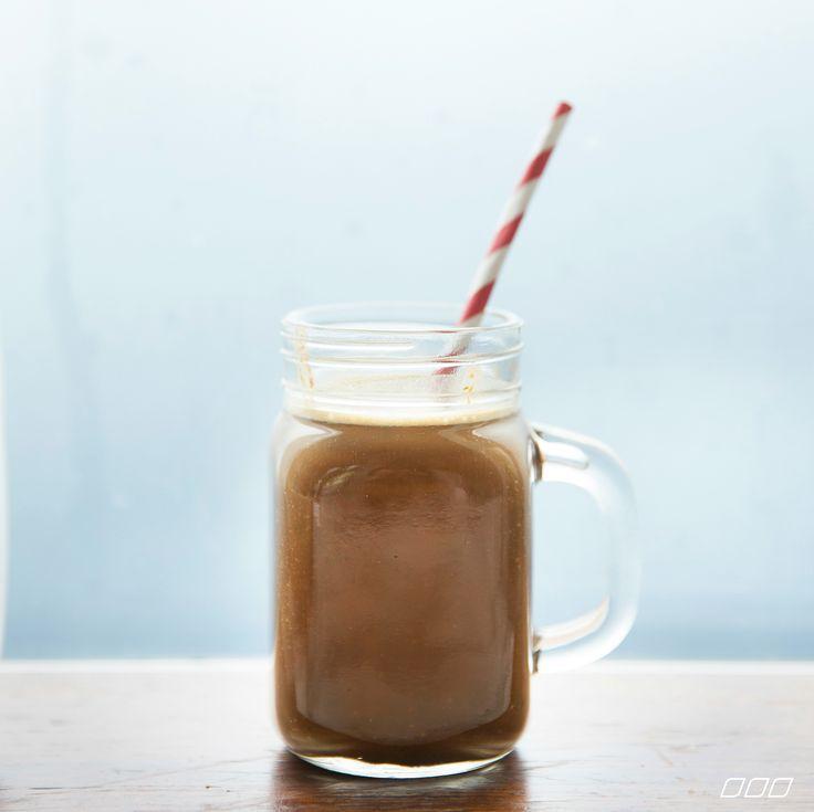 Hot Chocolate Smoothie [Move Nourish Believe]