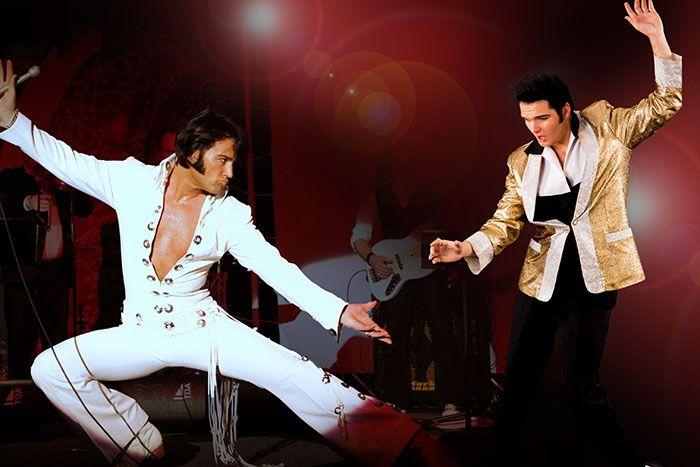 We Remember Elvis Presley - 23 mei 2017 in Schouwburg Amphion