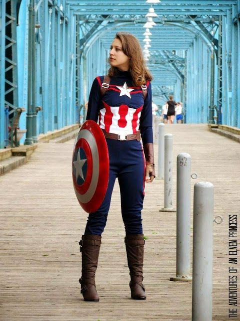 Captain America Cosplay - The Photoshoot                                                                                                                                                                                 More