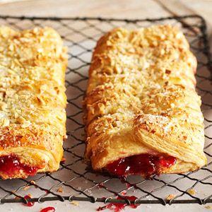 Almond-Cherry Pastry