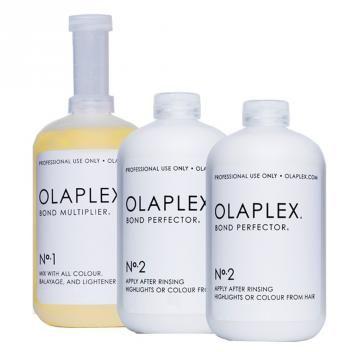 Olaplex Kit Salon Intro - Tratamento -
