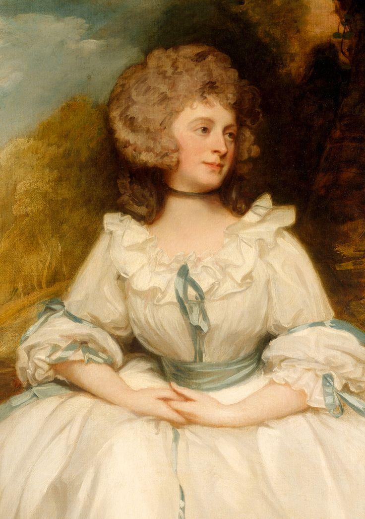 George Romney. Lady Lemon (1747–1823).