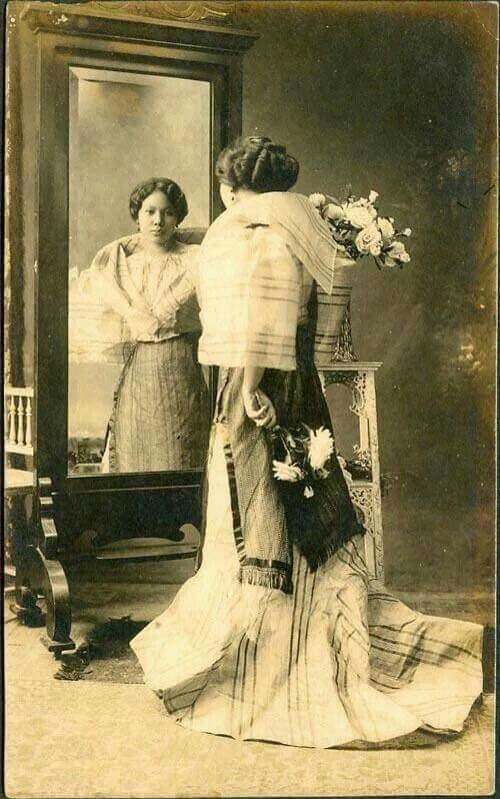 a beautiful Filipina c.1898 | ♡ Philippines... in days of ...
