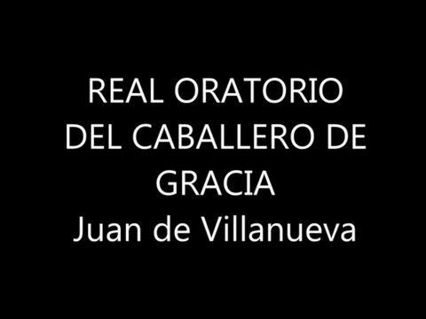 """Santiago Fajardo """"Real Oratorio del Caballero de Gracia"""" - YouTube"""
