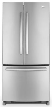 Refrigerators and Freezers-Whirlpool Refrigerator (22 Cu. Ft.) GX2SHBXVY