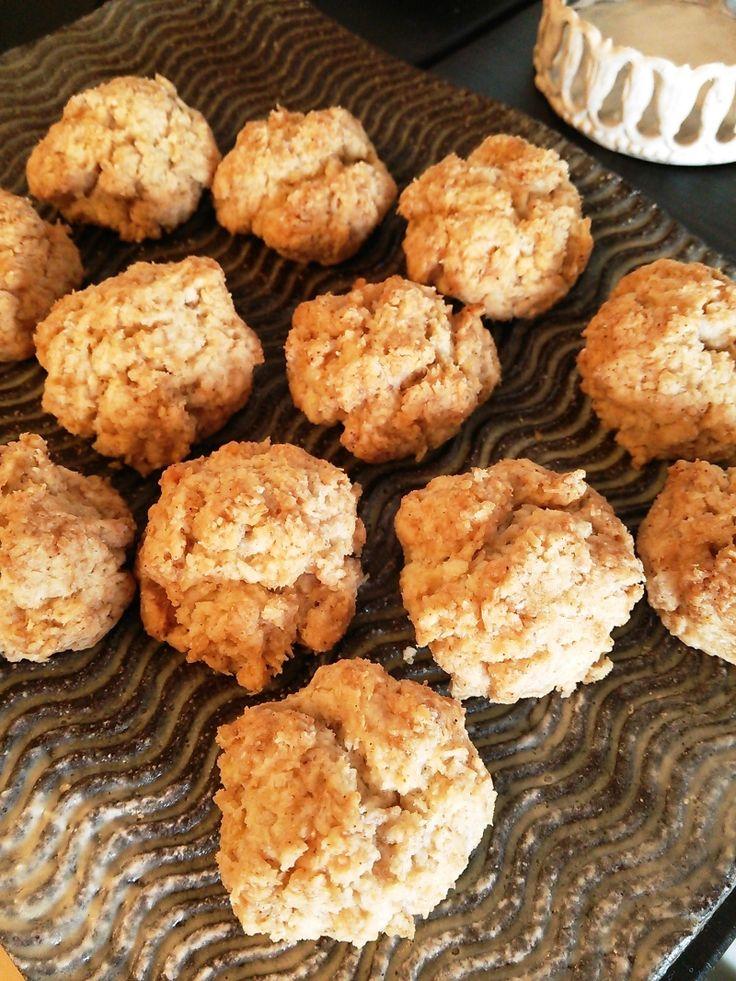ココナッツドロップクッキー