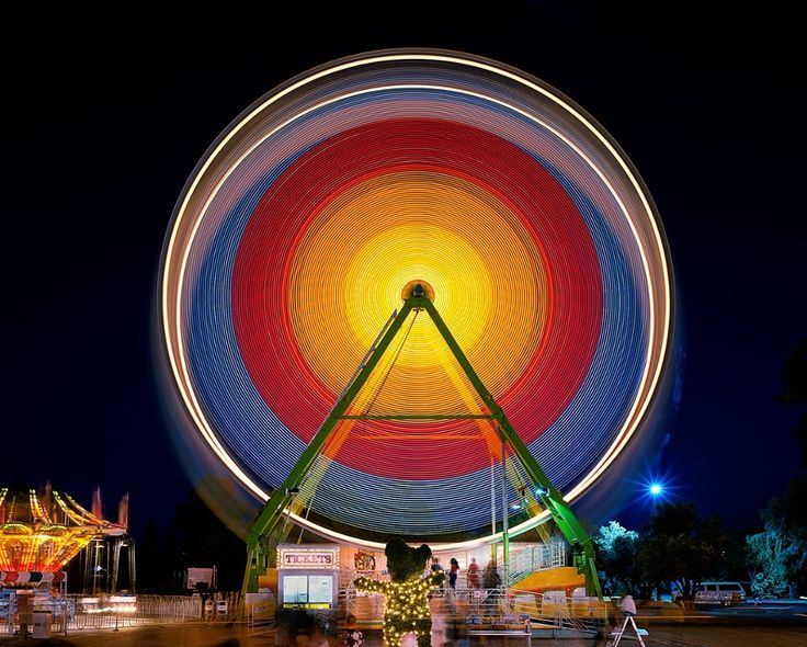 Roger Vail's fairground attractions - in pictures