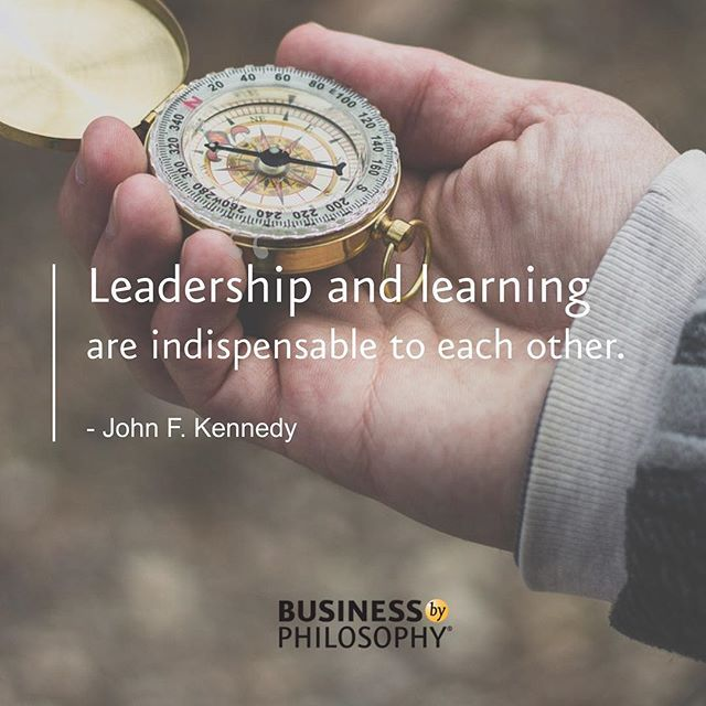 Call them parter-in-crime but stressing leadership without strengthening learning is pointless. Always improving!