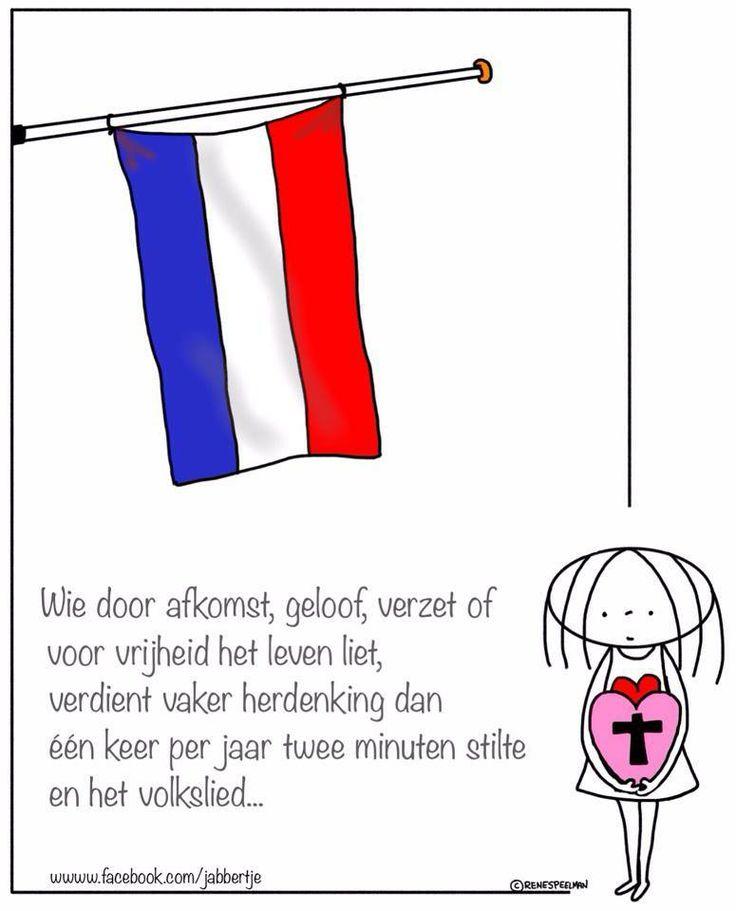 Herdenking - Jabbertje