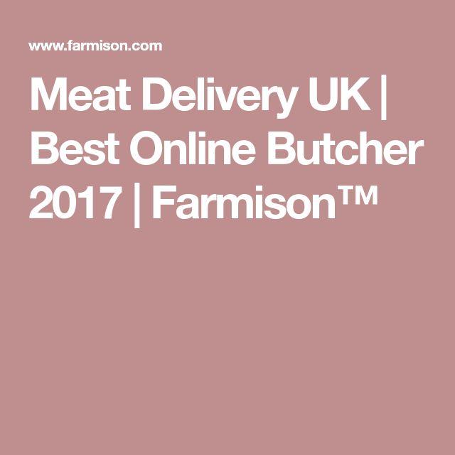 Meat Delivery UK | Best Online Butcher 2017 | Farmison™
