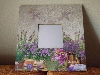 17 mejores ideas sobre marcos de espejos pintados en pinterest ...