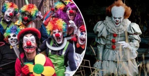 (adsbygoogle = window.adsbygoogle || []).push();   Con el estreno de la nueva película deESO, las autoridades están alertando a los ciudadanos que es probable que haya muchospayasosasustando a las personas.   Las bromas conocidas comoKiller Clownse han hecho populares en...