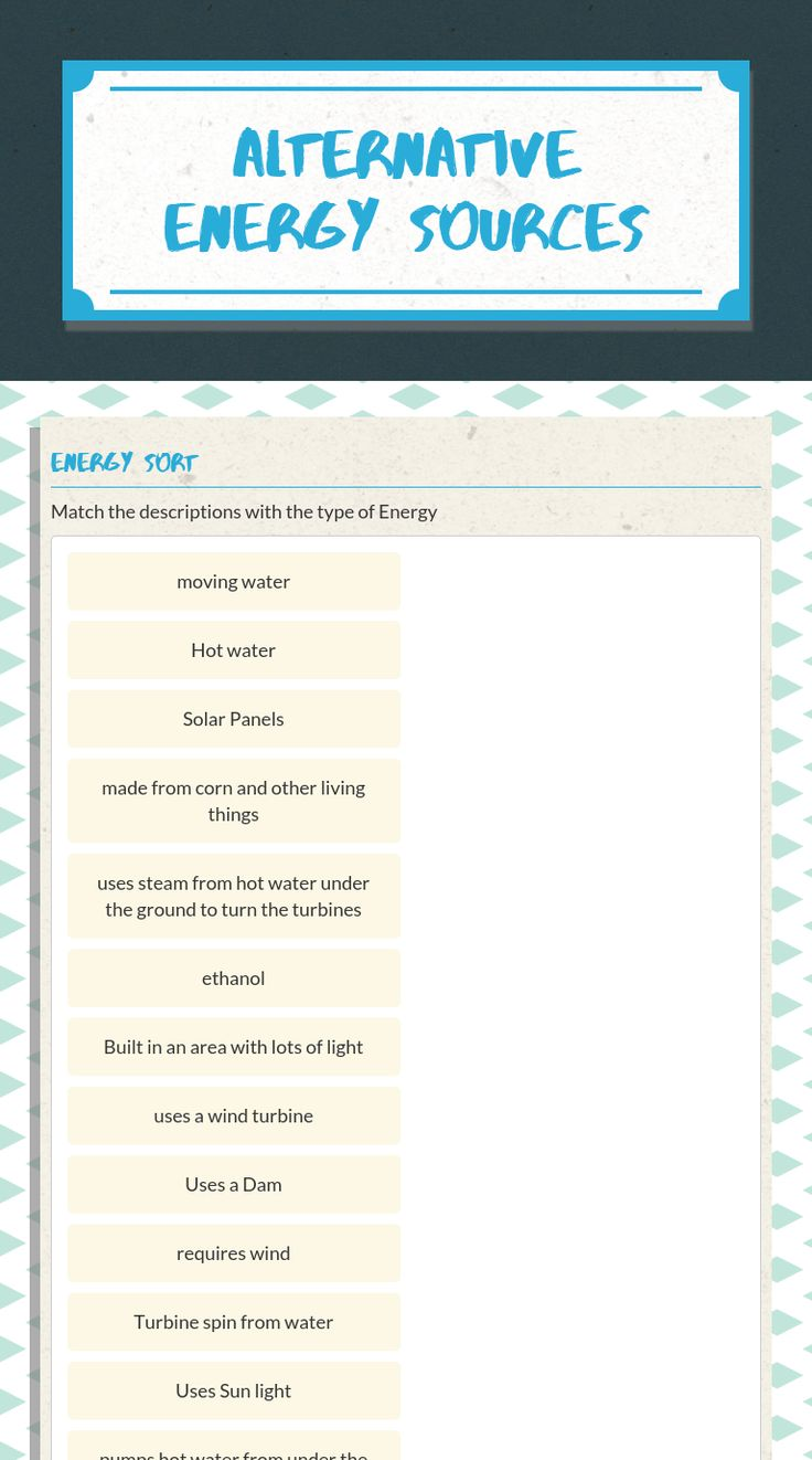 18 best science wizer me images on pinterest worksheets create me blended worksheet alternative energy sources with your students robcynllc Images