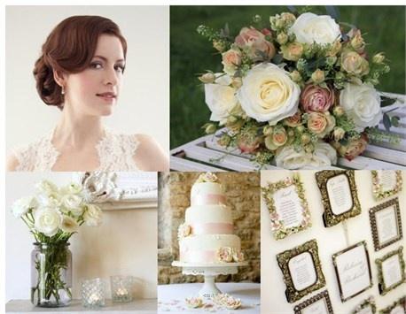 Wedding Day Elegance with a Hint of Glitz