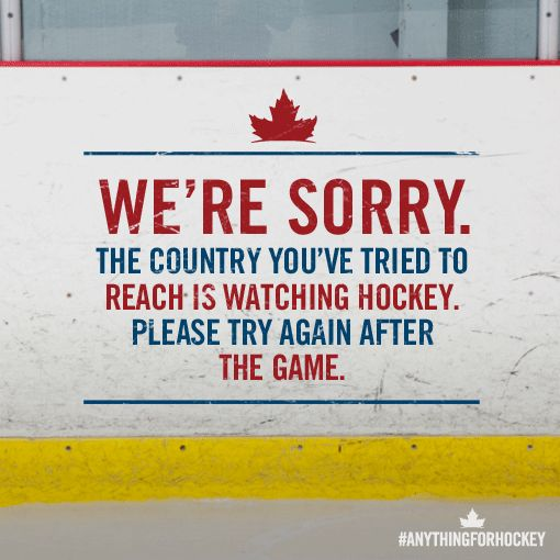 """@Molson_Canadian: Good luck trying to reach anyone in Canada today. pic.twitter.com/nYL4pbdbpB"" @ryderfm"