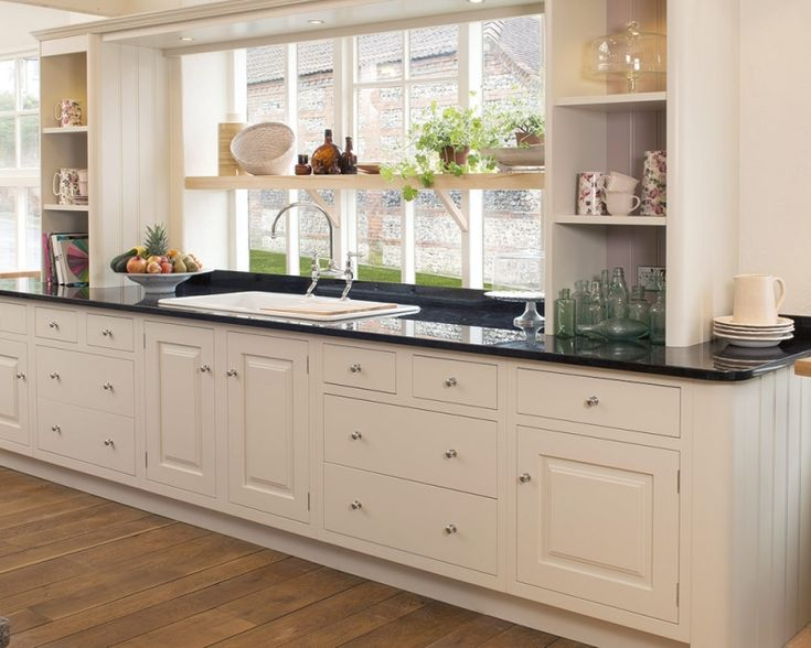 Artisan kitchen, traditional, country style