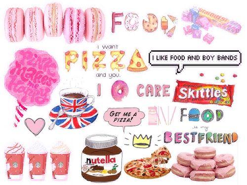Les 72 meilleures images a propos de Tumblr pink donut ! sur ...