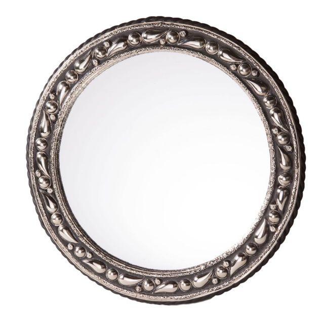 20-inch Round Mediterranean Mirror  , Handmade in Morocco | eBay