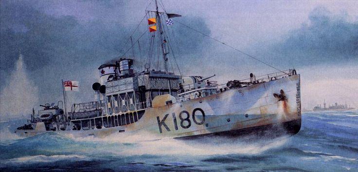 HMCS Collingwood (K180)
