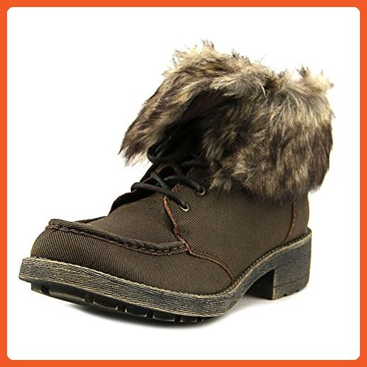 Rocket Dog Women's Teagan Brown Ragtag/Matterhorn Boot - Boots for women (*Amazon Partner-Link)