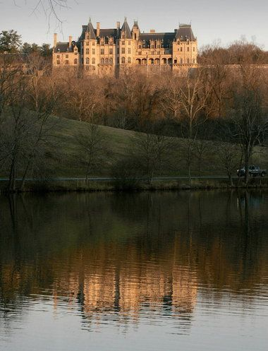 Biltmore Estate, Asheville, North Carolina.