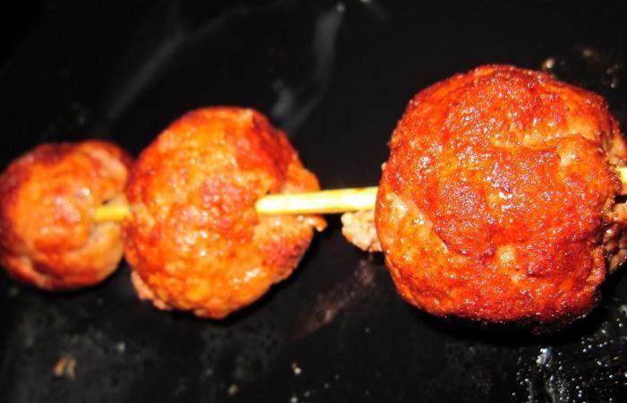 Régime Dukan (recette minceur) : Boulettes de boeuf aux épices #dukan http://www.dukanaute.com/recette-boulettes-de-boeuf-aux-epices-5043.html