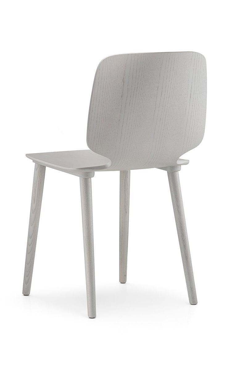 Babila grey ash cafe chair