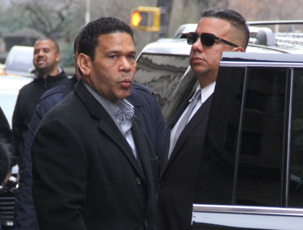 Producer Benny Medina Accused Of Attempted Rape By Actor, Denies Claim