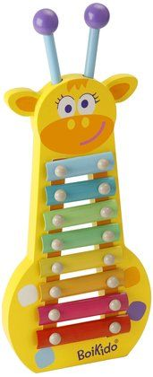 Cute! Giraffe baby toy
