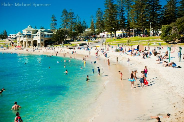 Cottesloe Beach, Perth - one of WA's must-visit beaches