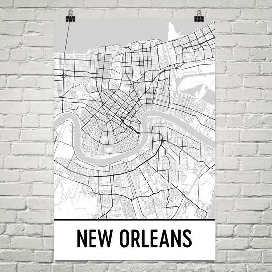 New Orleans Wall Decor 18 best new orleans images on pinterest | new orleans, map art and