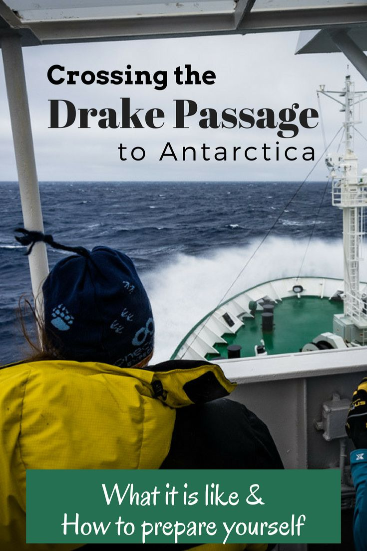 Heading to an Antarctica, check out our post on what it's really like crossing the Drake Passage from Ushuaia to Antarctica.