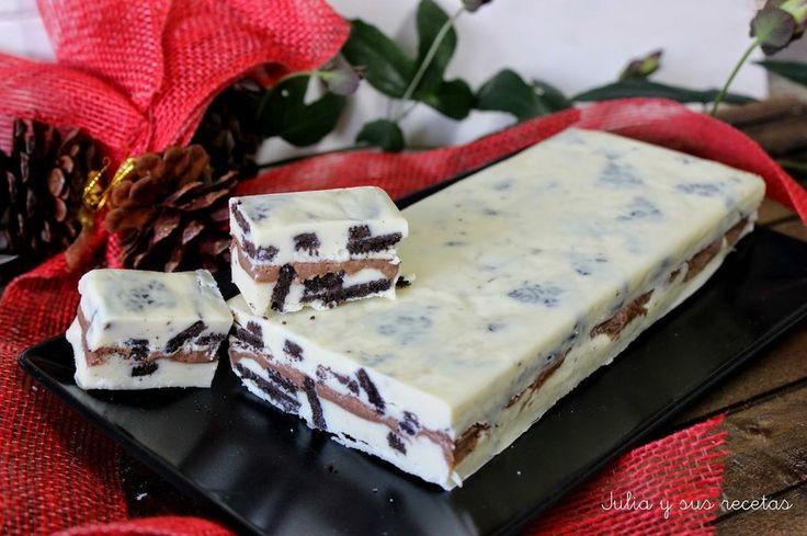 6 recetas de turrón para Navidad