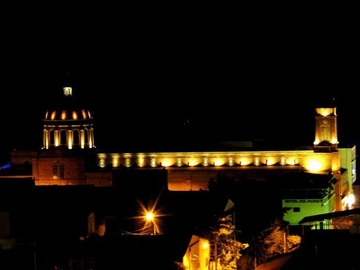 Bella catedral San Vicente Ferrer  San Vicente Chucurí Colombia   @DanielGpAV