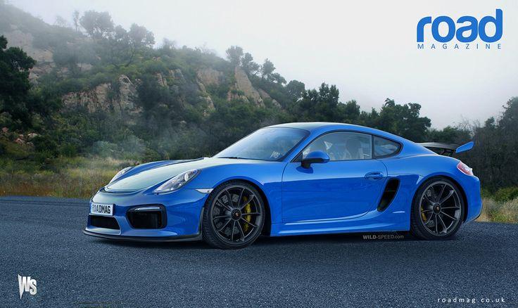 Video: Cayman GT4 Teased in a Porsche Museum video - Cayman GT 4 Forum