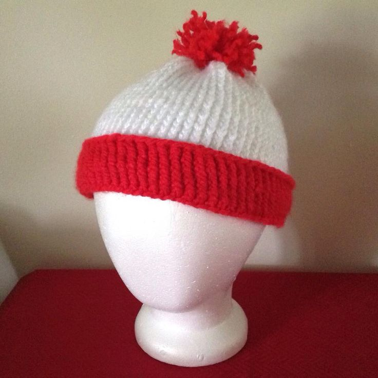 Where's Waldo Hat. Currently available on Etsy: https://www.etsy.com/listing/271588000/wheres-waldo-hat